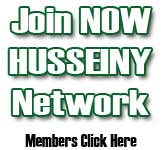 Register Now Husseini Network