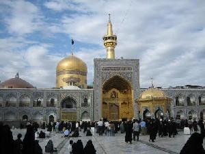 A brief history of Imam Rezas holy shrine