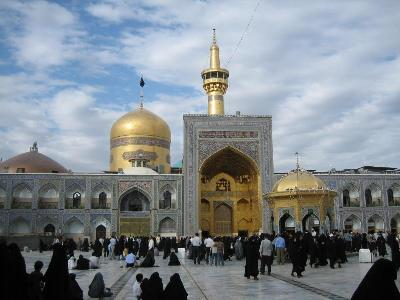 Imam Ali Raza (A.S.) is the eight Imam of Shia Muslims.