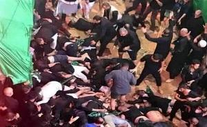At least 31 killed, 100 injured in Karbala stampede