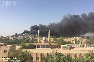 At least five martyred, 11 injured in explosion in Iraq city...