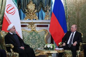 Iran's President: Tehran, Moscow closely cooperating on figh...