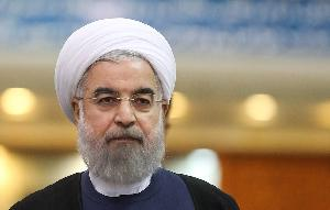 Iran's President expresses sympathy with quake victims in we...
