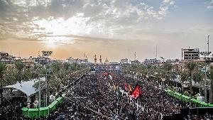 Millions of mourners in Karbala to mark Arbaeen