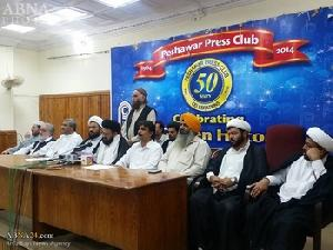 Pakistan Shia, Sunni leaders call for interfaith harmony, pe...