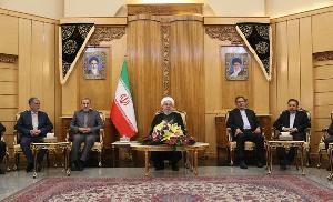 Pres. Rouhani: Americans had propagandised about being ready for negotiation