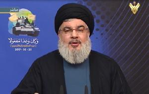 Sayyed Nasrallah: Only Iran, Syria helped Lebanon when it wa...
