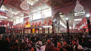 Millions of Arba'een pilgrims from around the world gather in Karbala