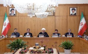 Pres. Rouhani: Islamic Revolution following Prophet's path