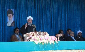 Pres. Rouhani: Today, our nuclear power higher than any other time