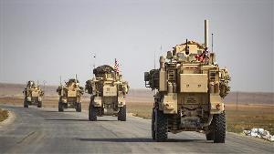 US troops withdrawing from Syria have no permission to stay ...