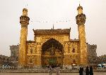 Gate view of Roza Imam Ali(a.s.)